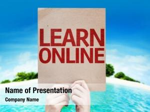 Card learn online beach