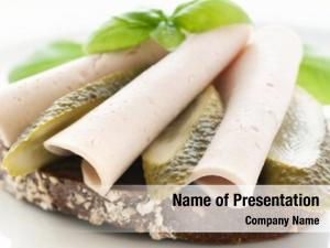Farmhouse cold cuts bread