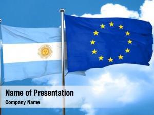 European argentina flag union flag,
