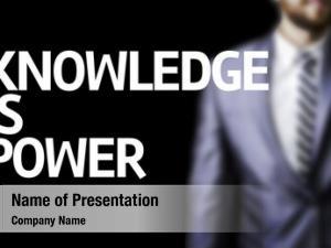 Written knowledge power board business