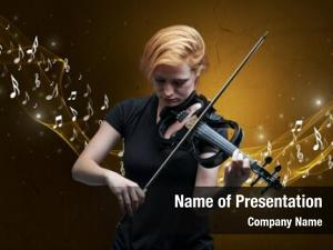 Composer lonely musical violin sparkling