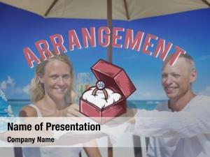 Wedding marriage proposal love ceremony