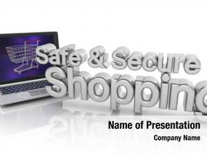 Shopping safe secure internet website